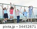 人物 小学生 放課後の写真 34452671