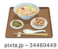 塩ラーメン餃子 34460449