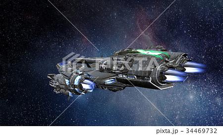宇宙船 34469732