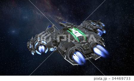 宇宙船 34469733