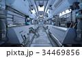 宇宙船 cg sfのイラスト 34469856