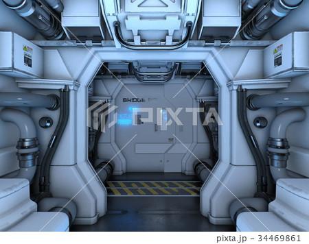 宇宙ステーション 34469861