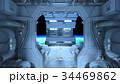 宇宙船 cg sfのイラスト 34469862