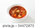 ミネストローネ スープ 食べ物の写真 34472873