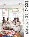 女性 パーティ 女子会の写真 34474223