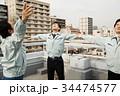 昭和のサラリーマン 朝礼 34474577