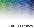 背景素材 ベクター パターンのイラスト 34474629