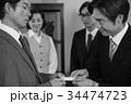 昭和のサラリーマン 仕事風景 34474723