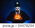 ハロウィン 人 男の写真 34478204