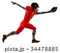 american football players teenager woman  gir 34478885