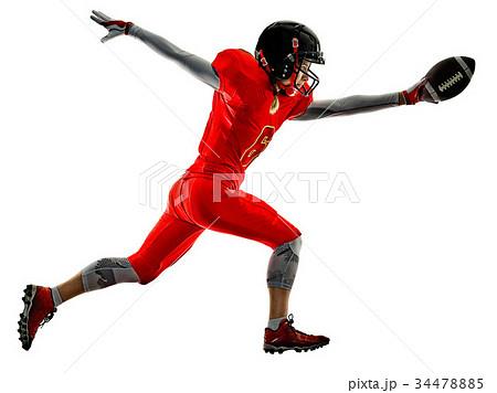 american football players teenager woman  gir 34478885