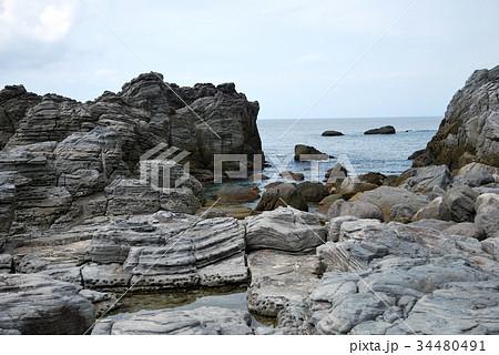 神津島海岸 34480491
