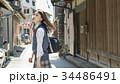 女子高生 田舎 ポートレート 34486491