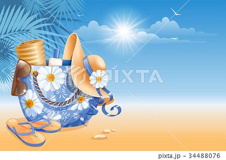 Beach accessories 34488076