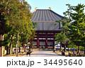 東大寺 大仏殿 中門の写真 34495640