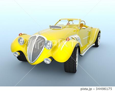 スポーツカー 34496175