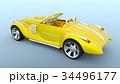 スポーツカー 34496177