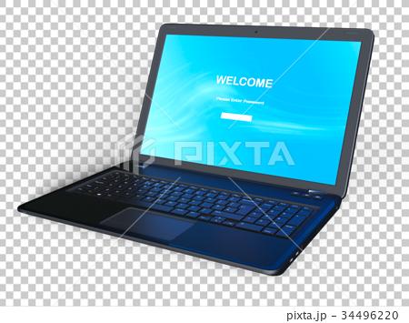 laptop, notebook computer, using laptop 34496220