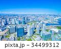 横浜 風景 都市風景の写真 34499312