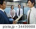 昭和のサラリーマン 仕事風景 34499988
