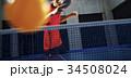 卓球選手 男性 34508024