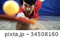 卓球選手 男性 34508160
