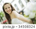 ウエディング ブライダル 花嫁の写真 34508324