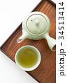 お茶 日本茶 緑茶の写真 34513414