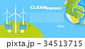 きれい 綺麗 掃除のイラスト 34513715