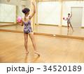 新体操 34520189