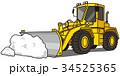 除雪作業 34525365