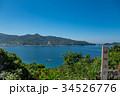 小豆島 さぬき百景 福田海岸 播磨灘 34526776
