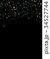 夜空 星空 カラフルのイラスト 34527744