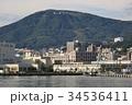 小樽市 天狗山 小樽港の写真 34536411
