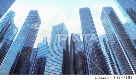 Architecture Business World 34547198