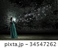 バイオリン ヴァイオリン 女性の写真 34547262