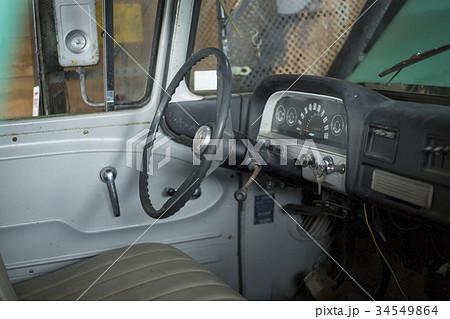ヴィンテージカーの内装 34549864