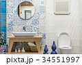 浴室 洗面台 手洗いの写真 34551997