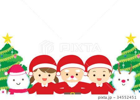 クリスマス 34552451