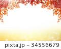 秋のイメージ:紅葉 34556679