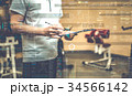 スポーツ トレーナー ジムの写真 34566142