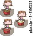 料理 クッキング 鍋のイラスト 34566335