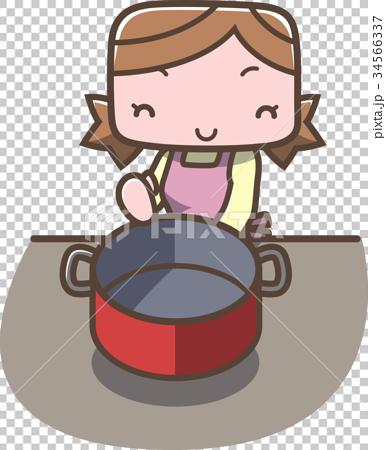 鍋 34566337