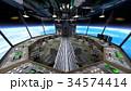 宇宙船 宇宙 sfのイラスト 34574414