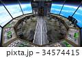 宇宙船 宇宙 sfのイラスト 34574415