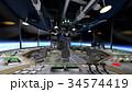 宇宙船 宇宙 sfのイラスト 34574419