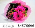 カラフルなお花 34576696