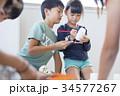 小学生 工作 学童保育の写真 34577267