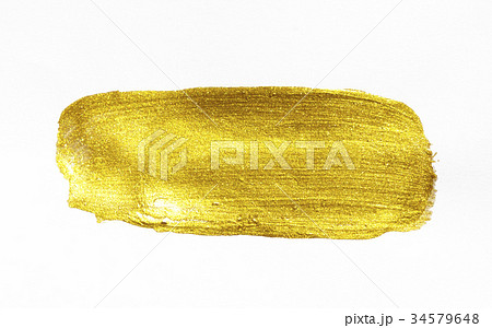 Gold watercolor texture 34579648