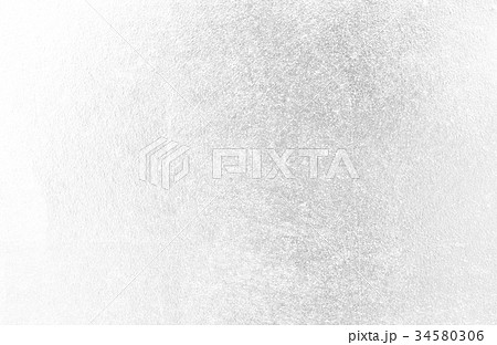 Silver foil texture background 34580306